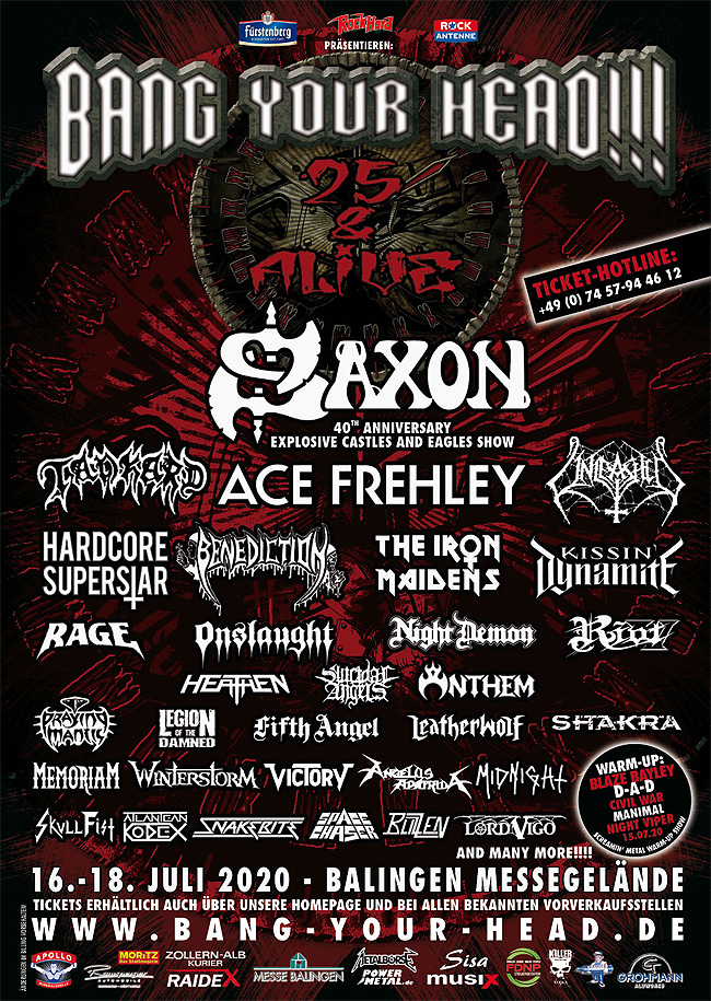 BANG YOUR HEAD!!! FESTIVAL