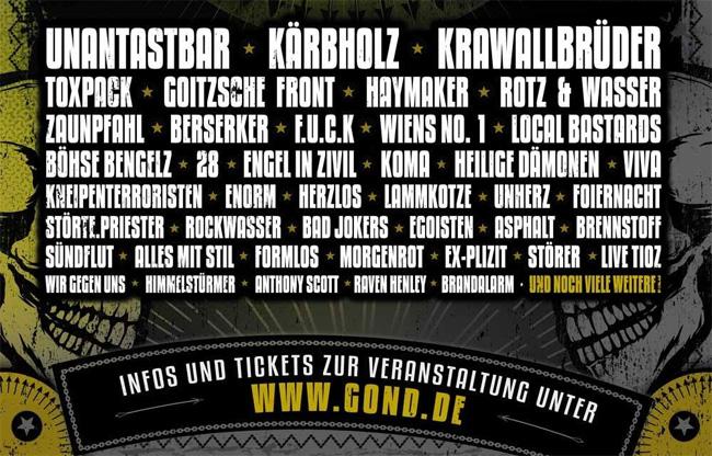 Gond Festival Rechts